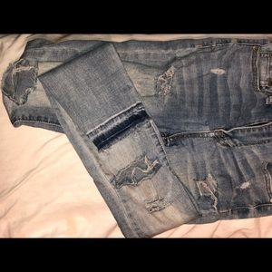 Aeropostale Jeans - Ripped wash off jeans